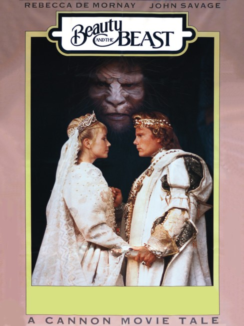 Beauty and the Beast (1986) poster