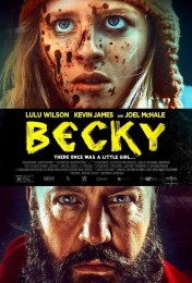 Becky (2020) poster
