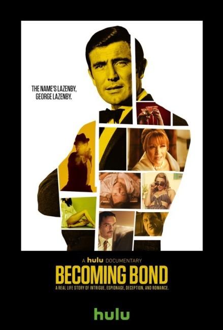 Becoming Bond (2017) poster