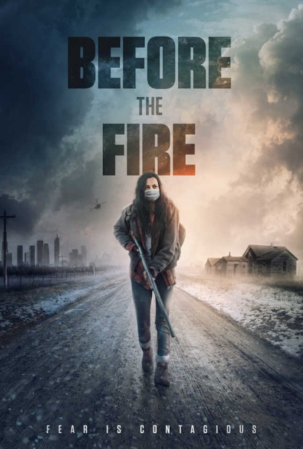 Before the Fire (2020) poster