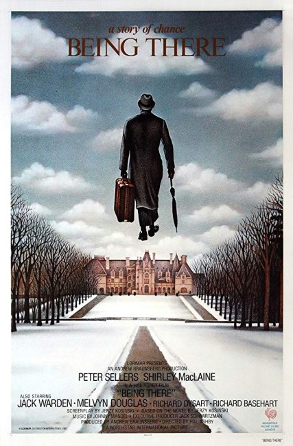 Being There (1979) poster