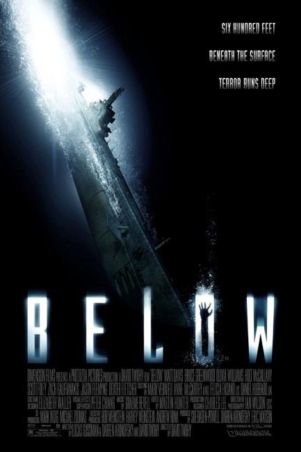 Below (2002) poster