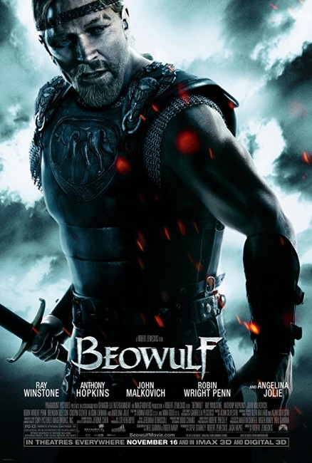 Beowulf (2007) poster