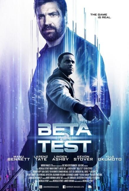 Beta Test (2016) poster