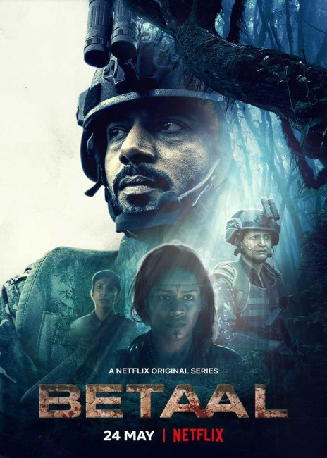 Betaal (2020) poster