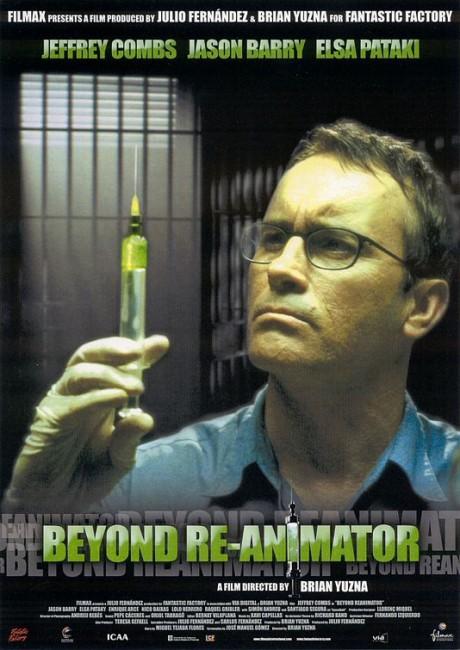Beyond Re-Animator (2003) poster