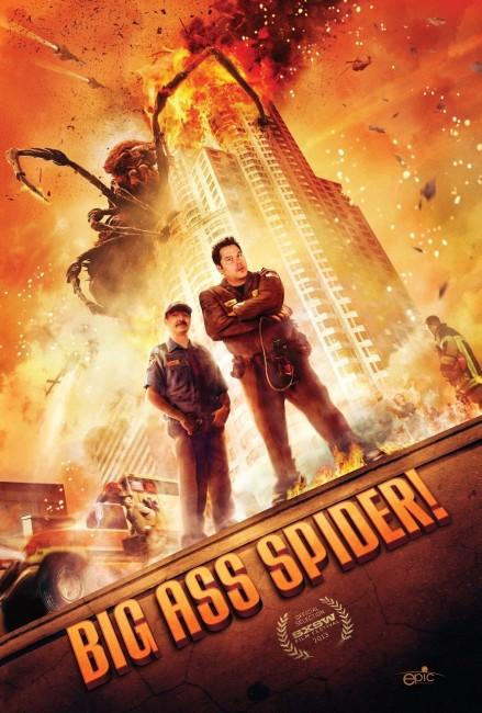 Big Ass Spider! (2013) poster