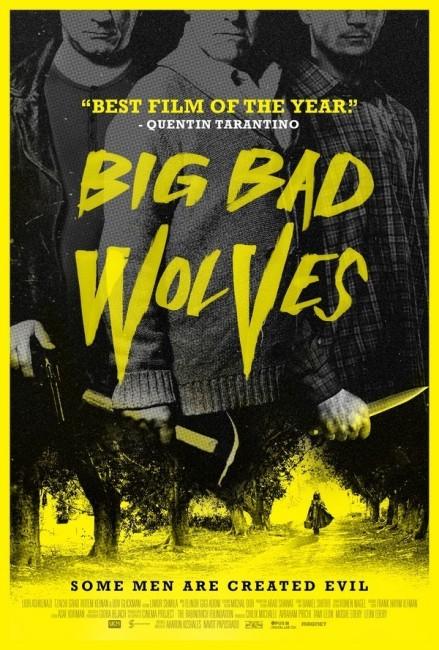 Big Bad Wolves (2013) poster