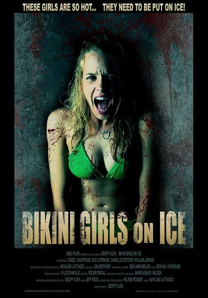 Bikini Girls on Ice (2009) poster