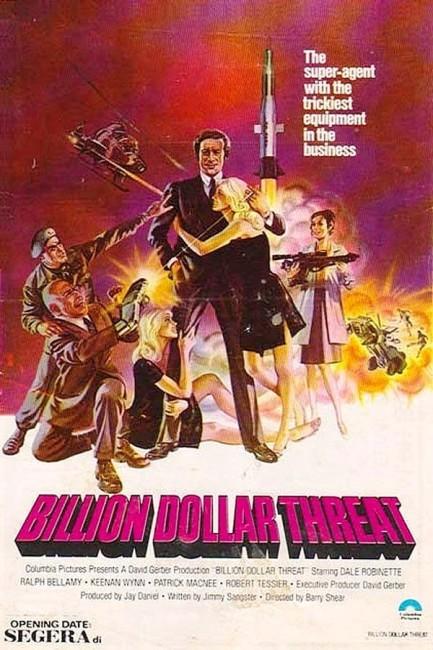 Billion Dollar Threat (1979) poster