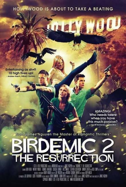 Birdemic 2: The Resurrection (2013) poster