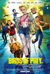 Birds of Prey and the Fantabulous Emancipation of One Harley Quinn (2020) poster