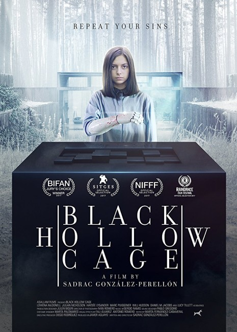 Black Hollow Cage (2017) poster