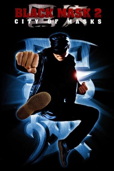 Black Mask 2: City of Masks (2002) poster