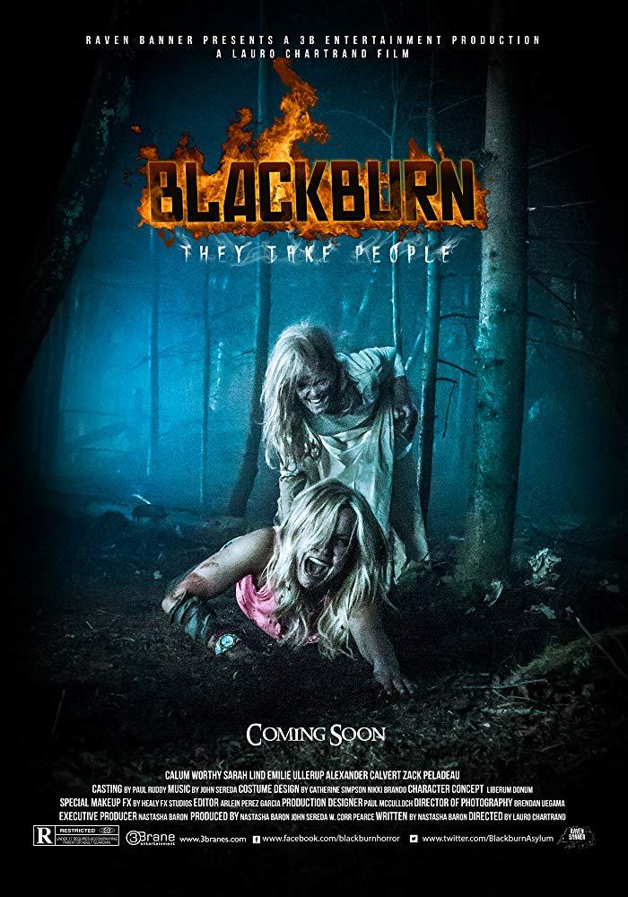 The Blackburn Asylum (2015) poster