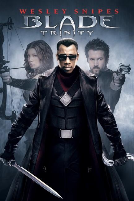 Blade Trinity (2004) poster