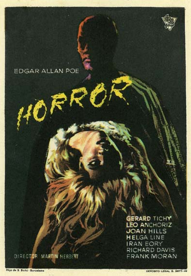 The Blancheville Monster (1963) poster