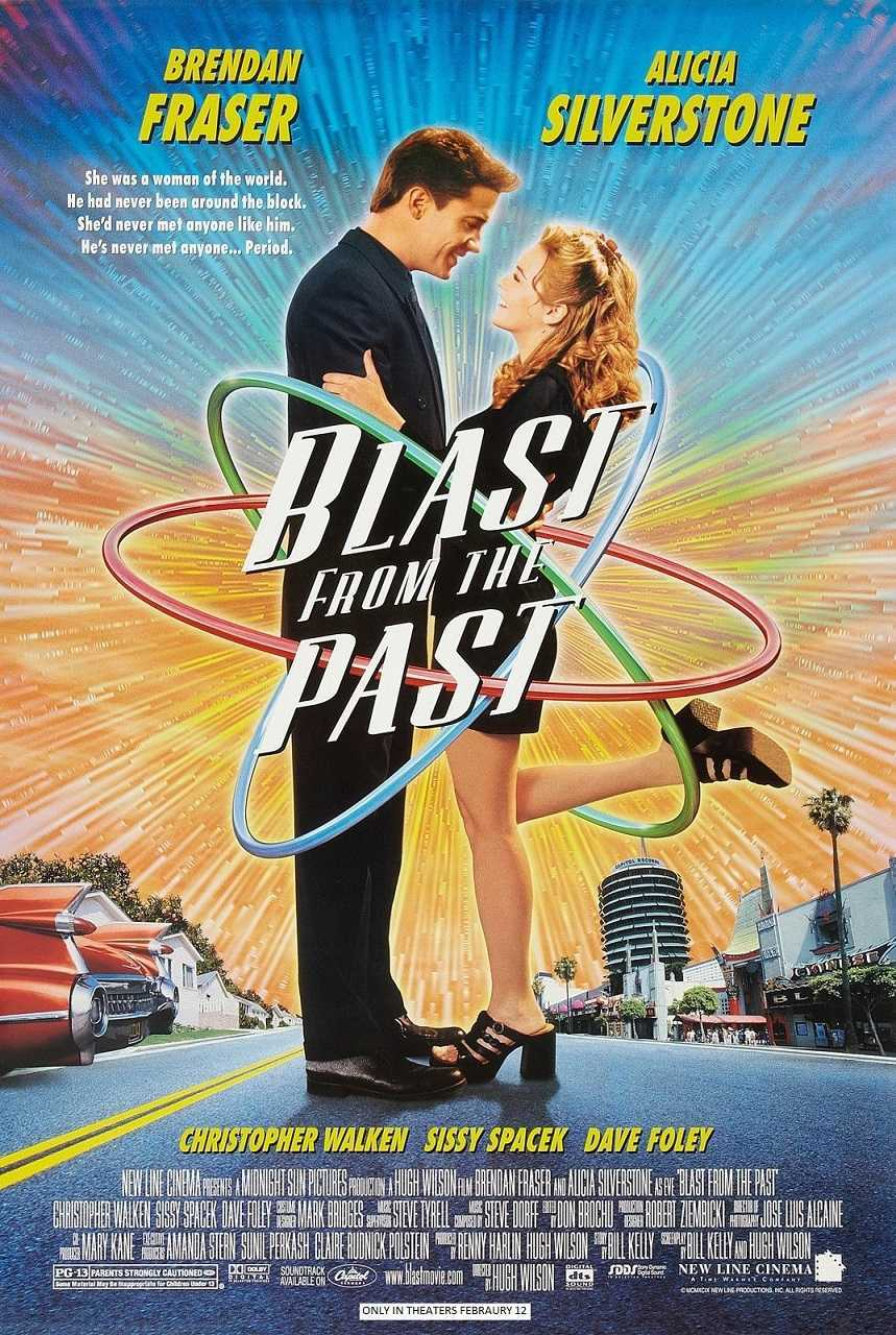 Blast from the Past (1999) poster