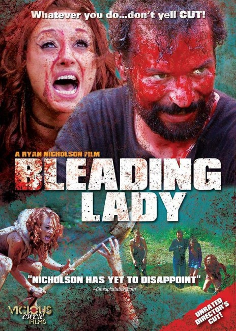 Bleading Lady (2010) poster