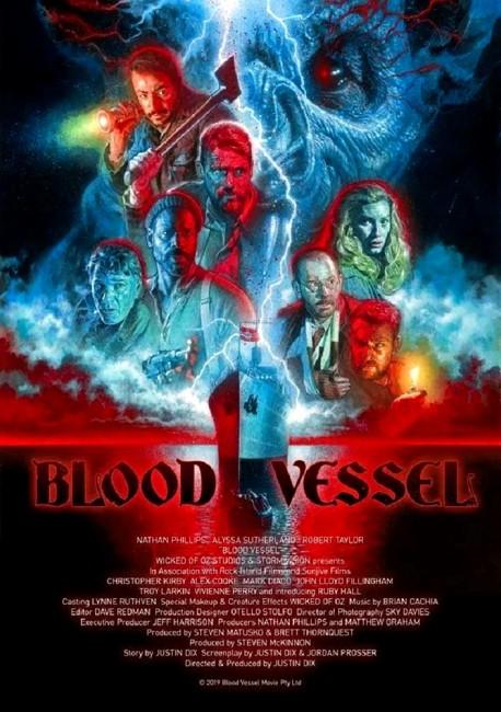 Blood Vessel (2019) poster