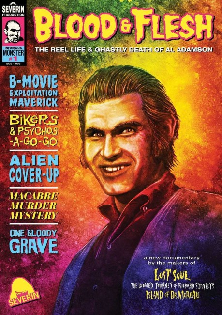 Blood and Flesh: The Reel Life and Ghastly Death of Al Adamson (2019) poster