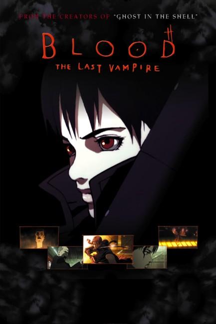 Blood: The Last Vampire (2000) poster
