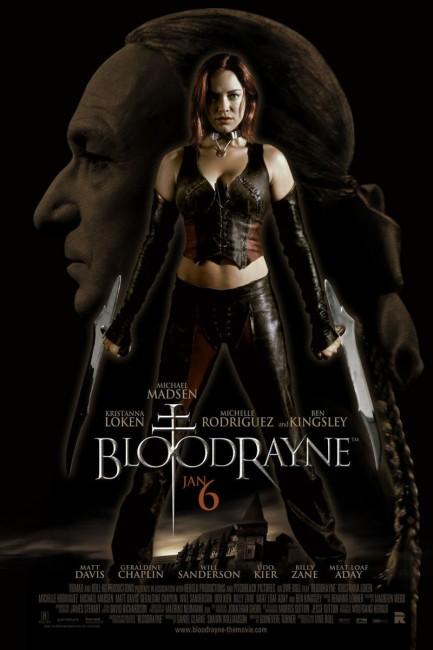 BloodRayne (2005) poster