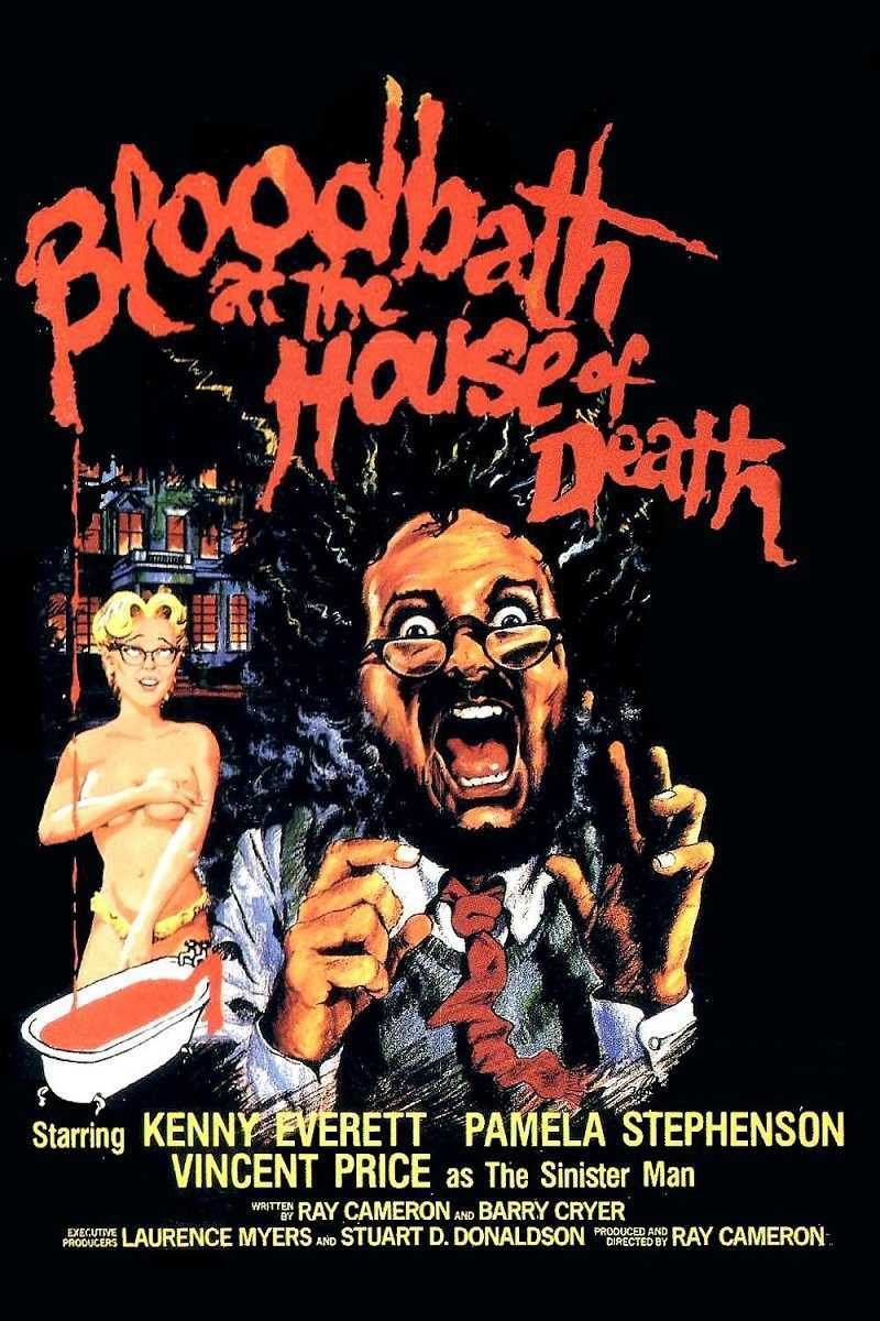 Bloodbath at the House of Death (1984) poster