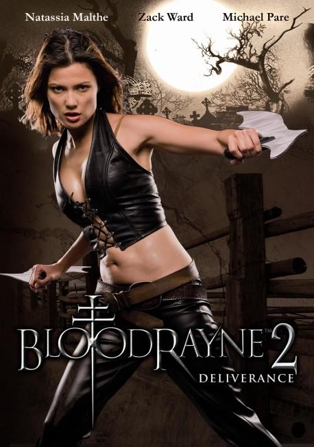 Bloodrayne: Deliverance (2007) poster