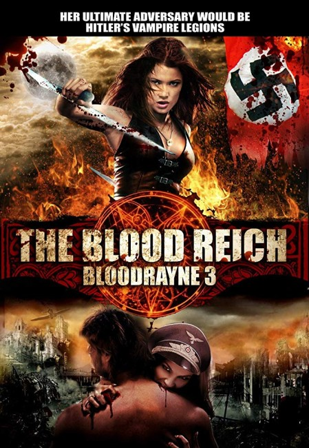 Bloodrayne: The Third Reich (2011) poster