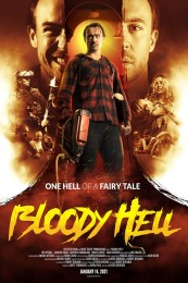 Bloody Hell (2020) poster