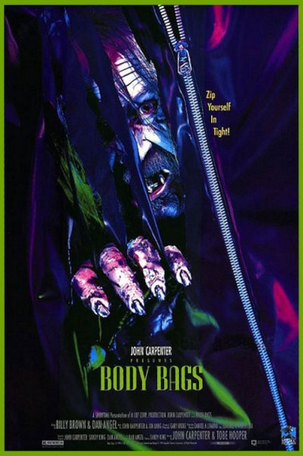 Body Bags (1993) poster