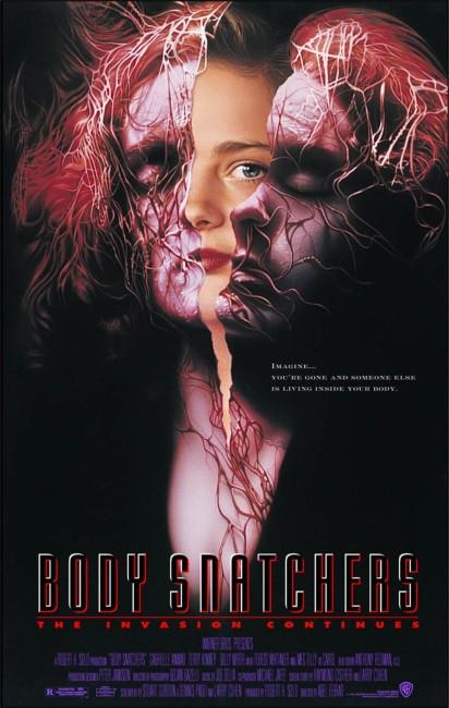 Body Snatchers (1993) poster