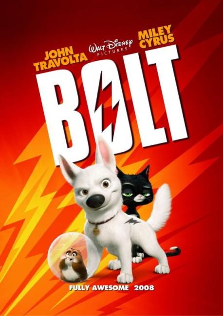 Bolt (2008) poster