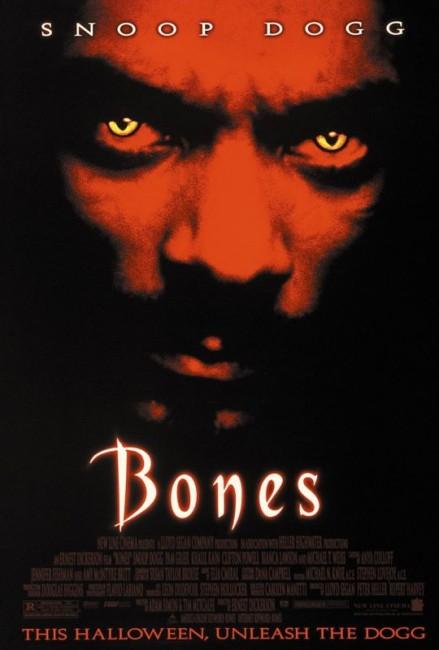 Bones (2001) poster