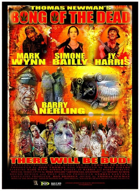 Bong of the Dead (2011) poster