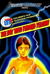 The Boy Who Turned Yellow (1972) poster