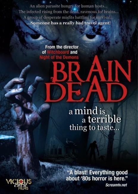 Brain Dead (2007) poster