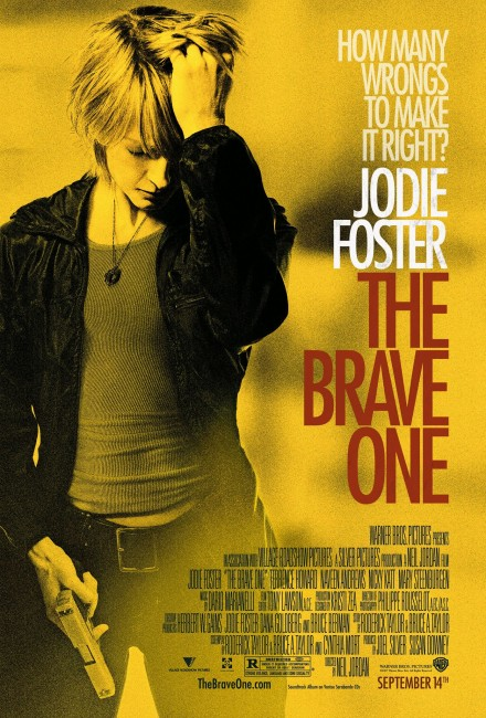 The Brave One (2007) poster