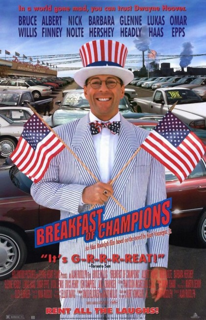 Breakfast of Champions (1999) poster