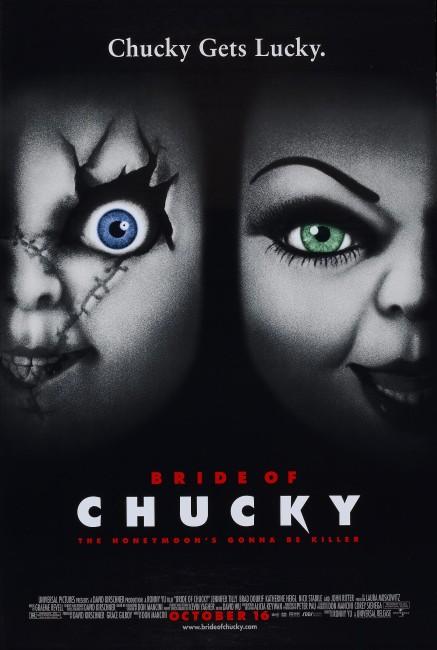 Bride of Chucky (1998) poster