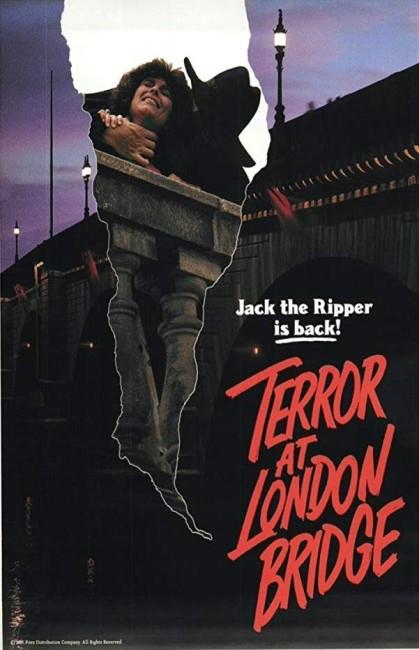Bridge Across Time (1985) poster