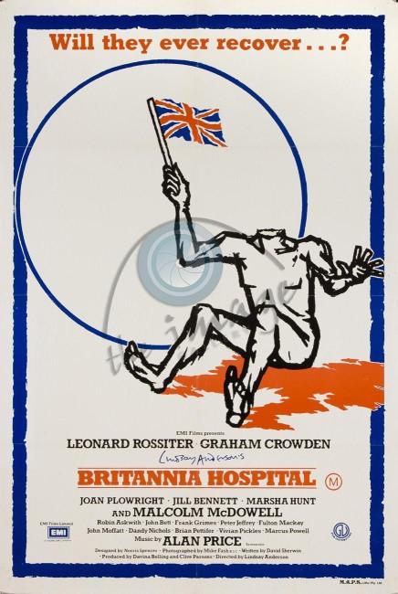 Britannia Hospital (1982) poster