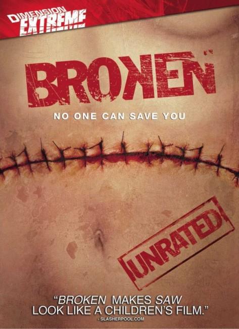 Broken (2006) poster