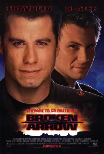 Broken Arrow (1995) poster