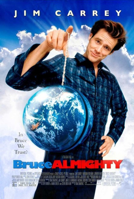 Bruce Almighty (2003) poster