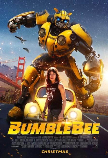 BumbleBee (2018) poster