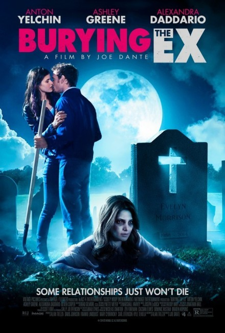 Burying the Ex (2014) poster