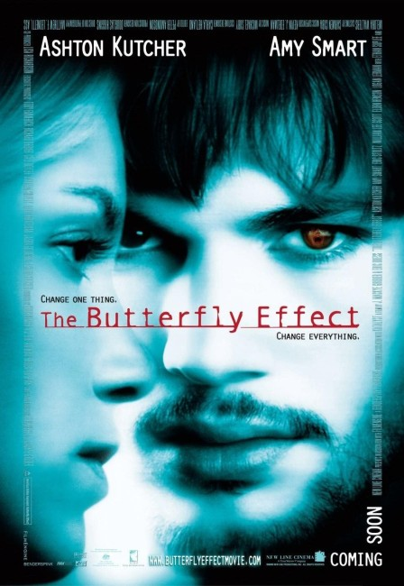 The Butterfly Effect (2004) poster