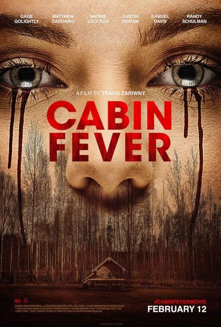 Cabin Fever (2016) poster
